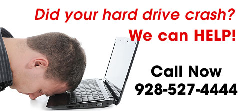 Did your hard drive crash? We can HELP!